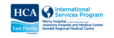 International Services Program - Aventura Hospital and Medical center, Kendall Regional Medical Center, Mercy Hospital, Sister Emmanuel Hospital